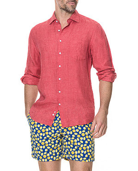 Harris Bay Sports Fit Shirt, WATERMELON, hi-res