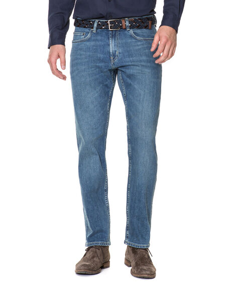 Nicholls Regular Fit Jean, DENIM, hi-res