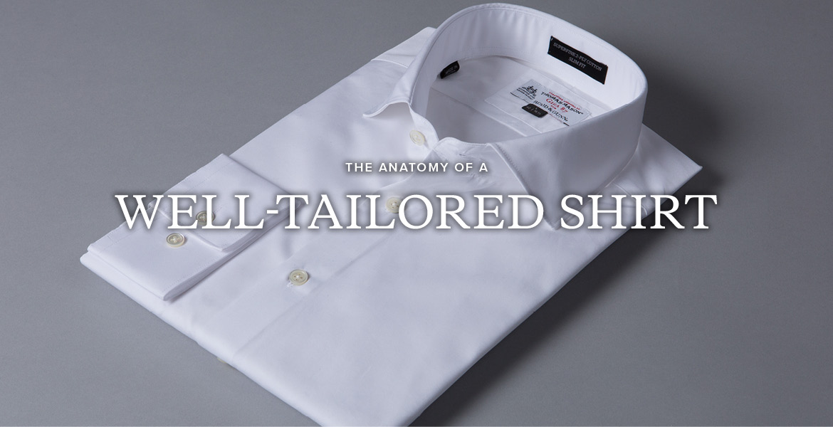 Tailored Shirts Blog