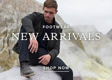 Shop New Arrivals Footwear