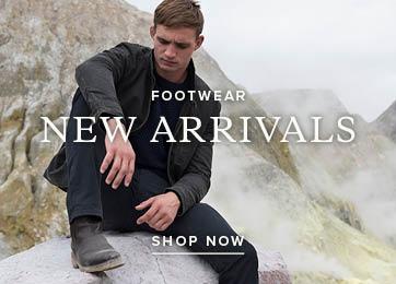 Shop New Arrivals Footwear