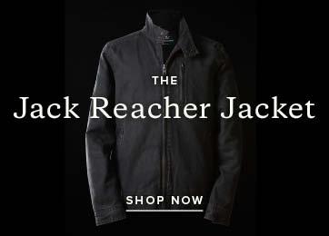 Jack Reacher Jacket
