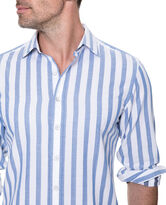 Brancott Sports Fit Shirt, BLUEJAY, hi-res