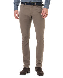 Hawdon Straight Pant, CLAY, hi-res