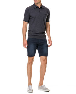 Pullar Road Sports Fit Top/Midnight XS, MIDNIGHT, hi-res
