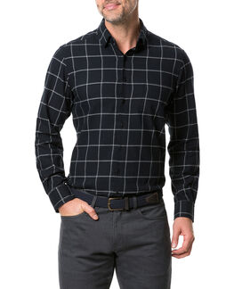 Progress Valley Sports Fit Shirt/Nero XS, NERO, hi-res