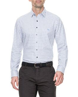 Dewsbury Shirt, SNOW, hi-res