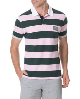 Greenbay Sports Fit Polo, FOREST, hi-res
