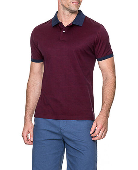 Lindenvale Sports Fit Polo, , hi-res