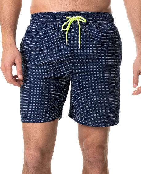 Elfin Bay Swim Short, NAVY, hi-res