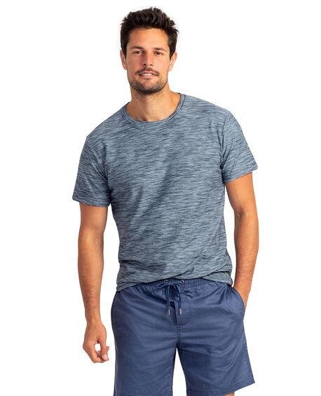 Claremont T-Shirt , MARINE, hi-res