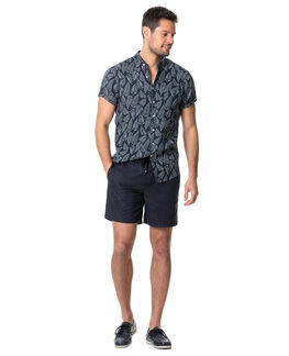 Longview Sports Fit Shirt/Marine XS, MARINE, hi-res