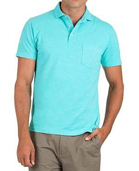 Mount Wilson Sports Fit Polo, , hi-res
