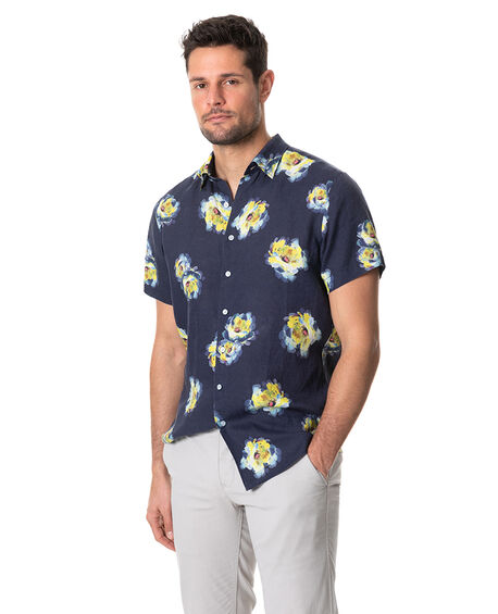 Hopelands Sports Fit Shirt, INK, hi-res