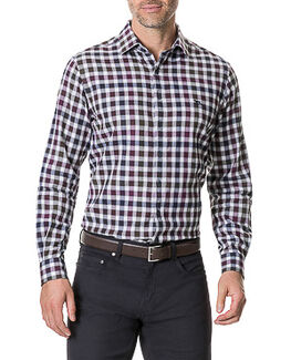 Harvest Avenue Sports Fit Shirt/Port XS, PORT, hi-res