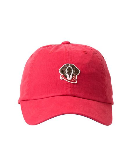 The Gunner Dog Cap, CRIMSON, hi-res