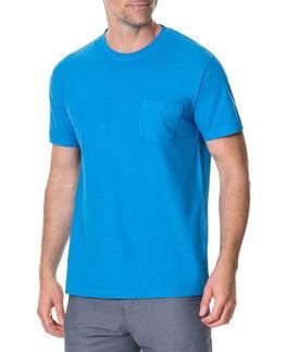 Wayland T-Shirt , COBALT, hi-res