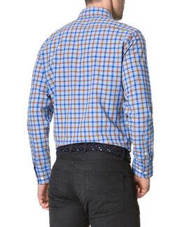 Codfish Island Shirt/Ochre XS, OCHRE, hi-res