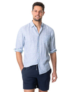 Winchmore Sports Fit Shirt/Bluebell XS, BLUEBELL, hi-res