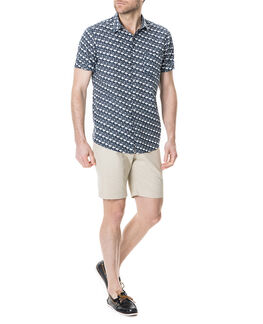 Wendonside Shirt/Marine XS, MARINE, hi-res