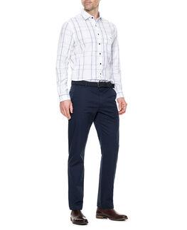 Pelham Shirt, IVORY, hi-res