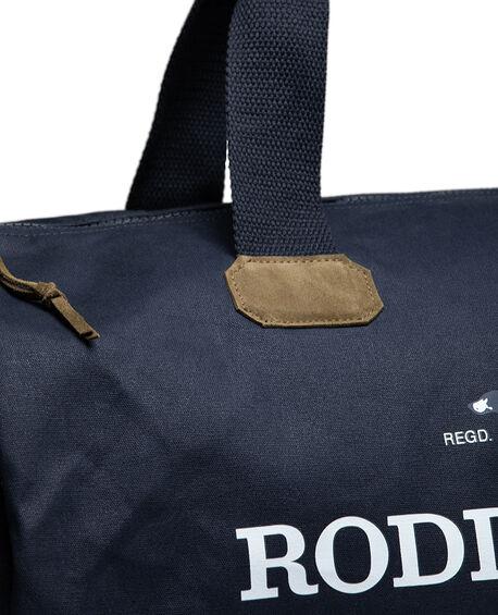 Richmond Road Duffle Bag, NAVY, hi-res