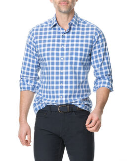 Eiffleton Sports Fit Shirt/Bluebell XS, BLUEBELL, hi-res
