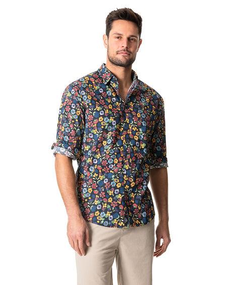 Favona Sports Fit Shirt, NERO, hi-res