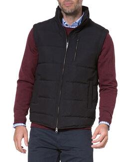Findlay Puffer Vest/Nero XS, NERO, hi-res