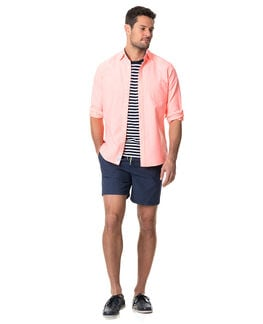 Ostend Sports Fit Shirt, SORBET, hi-res