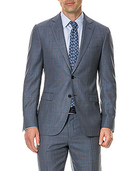 Basinghall Tailored Jacket, DENIM, hi-res