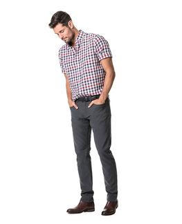 Danbury Shirt, QUARTZ, hi-res
