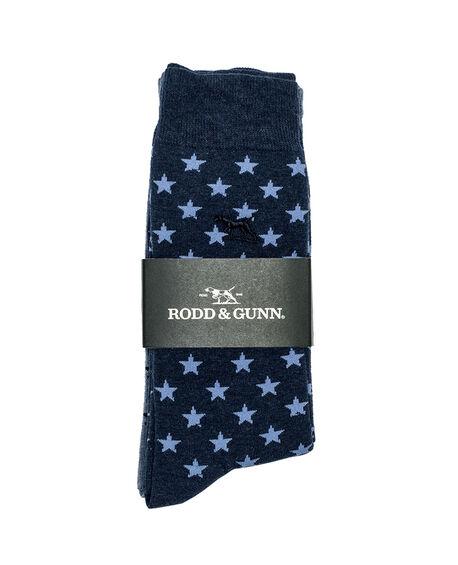 North Road Two Pack Sock/Night Sky 0, NIGHT SKY, hi-res