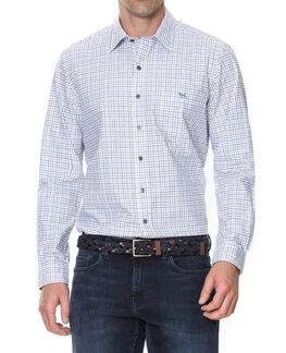 Mossburn Shirt/Snow XS, SNOW, hi-res