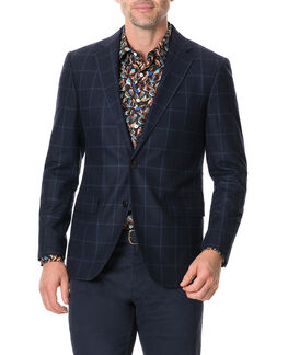 Rewcastle Jacket/Navy XS, NAVY, hi-res