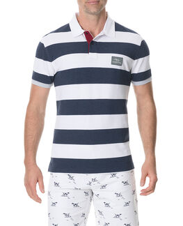 Greenbay Sports Fit Polo, NAVY, hi-res