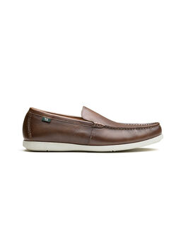 Woodside Bay Loafer, CHOCOLATE, hi-res