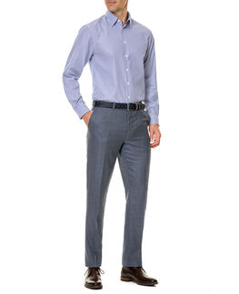 Wyndham Tailored Shirt/Royal XS, ROYAL, hi-res