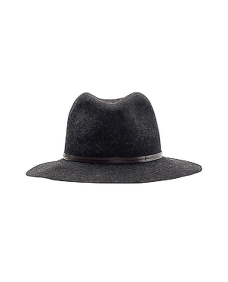 Garratt Road Hat, CHARCOAL, hi-res