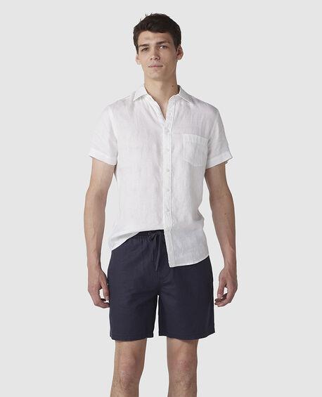 Seacliff 2 Sports Fit Shirt, SNOW, hi-res