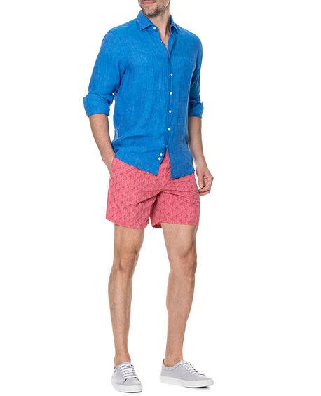 Harris Bay Sports Fit Shirt, LAGOON, hi-res