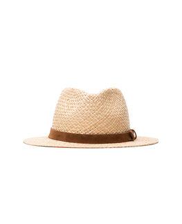 Lane Road Hat/Natural ME, NATURAL, hi-res