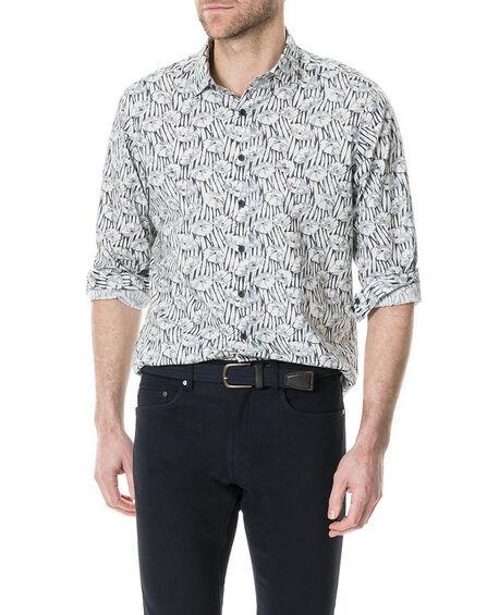 Harwood Hole Sports Fit Shirt, NATURAL, hi-res