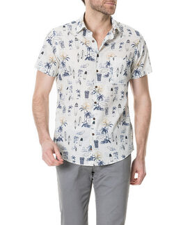 Andrewville Sports Fit Shirt/Natural XS, NATURAL, hi-res