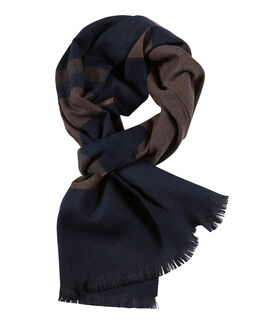 Graham Road Scarf, TOBACCO, hi-res