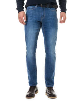 Cranfield Straight Jean/Rl Denim 30, DENIM, hi-res