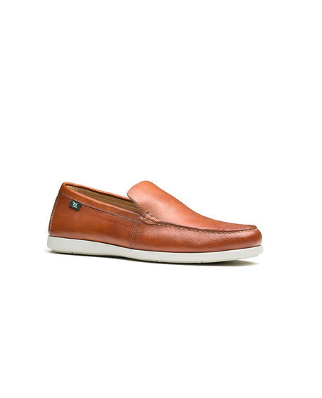 Woodside Bay Loafer, COGNAC, hi-res