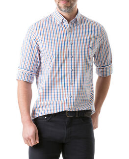 Gundry Shirt/Mandarin XS, MANDARIN, hi-res
