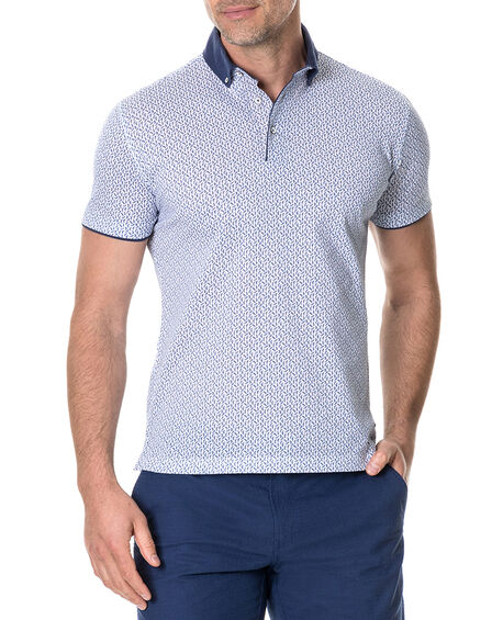 Evans Bay Sports Fit Polo, , hi-res