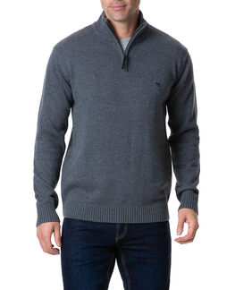 Merrick Bay Sweater, GRANITE, hi-res